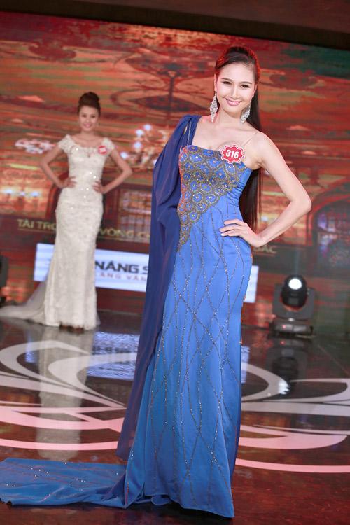 Top 20 thí sinh lọt vào chung kết Hoa hậu VN 2014 - 18