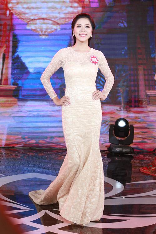 Top 20 thí sinh lọt vào chung kết Hoa hậu VN 2014 - 4