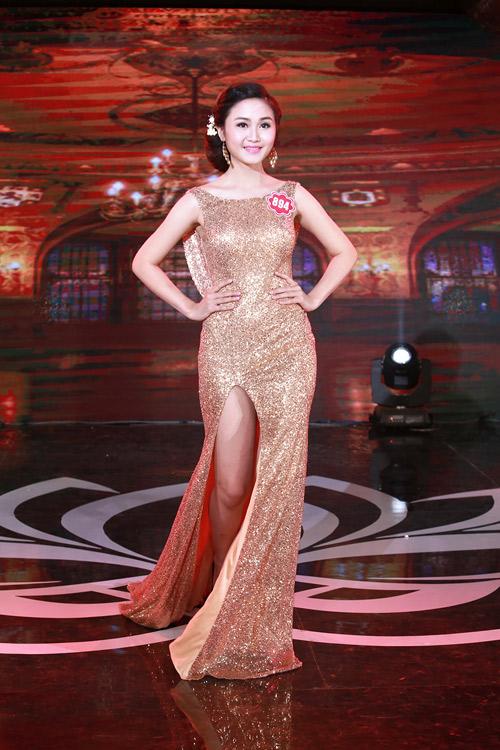 Top 20 thí sinh lọt vào chung kết Hoa hậu VN 2014 - 7