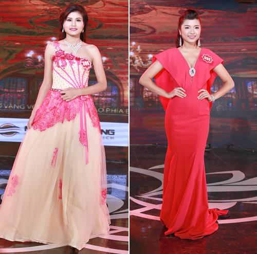 Top 20 thí sinh lọt vào chung kết Hoa hậu VN 2014 - 6