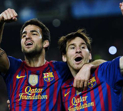 Messi suýt gia nhập Arsenal trong mùa hè - 1