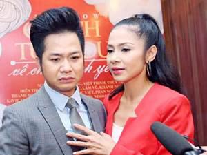 Quách Tuấn Du nức nở ôm Việt Trinh