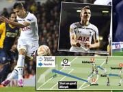 """SAO Tottenham ghi bàn thắng """"điên rồ"""" nhất năm"""