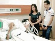 """GS Văn Như Cương gặp quán quân """"Chinh phục"""" trong bệnh viện"""