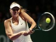 Sharapova – Radwanska: Chiến thắng danh dự (WTA Finals)