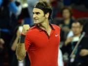 Federer một mình một ngựa (Bán kết Basel Open)