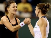Radwanska - Halep: Thế trận chênh lệch (BK WTA Finals)