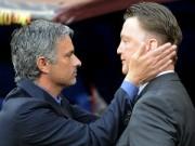 Tin HOT tối 25/10: Van Gaal thách thức Mourinho
