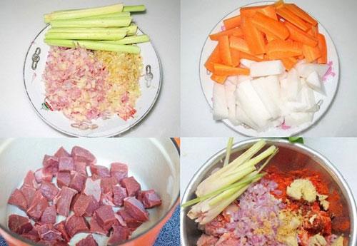 Cách nấu bò kho, bò sốt vang ngon ngây ngất - 2