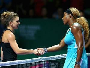 Serena - Halep: Lên ngôi thuyết phục (CK WTA Finals)