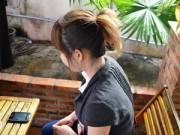 Nữ nhân viên trại nấm bị đánh ghen, lột sạch áo quần