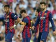 Messi gây thất vọng ở El Clasico