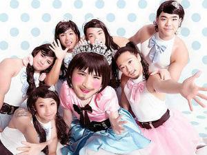 48 chàng trai hóa thân thành nhóm nhạc nữ Nhật Bản