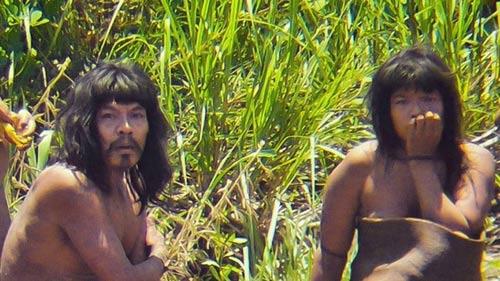 Sáu bộ tộc bí ẩn nhất hành tinh - 1