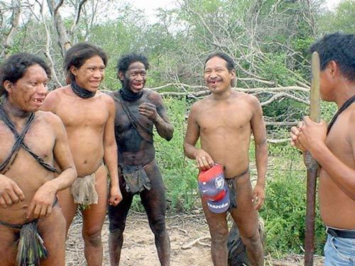Sáu bộ tộc bí ẩn nhất hành tinh - 2