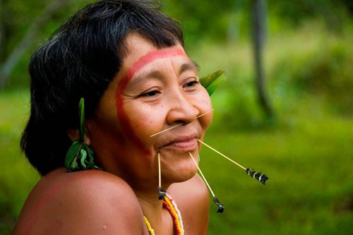 Sáu bộ tộc bí ẩn nhất hành tinh - 3