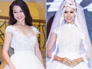 Đừng ngại đặt mua váy cưới online