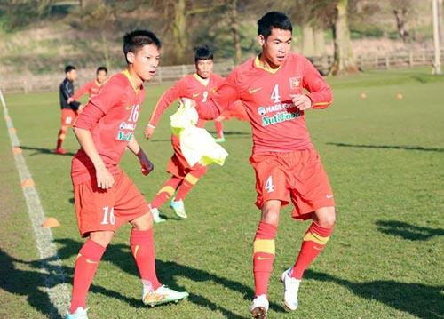 U19 Việt Nam nhận thất bại thứ 2 tại Bỉ - 1