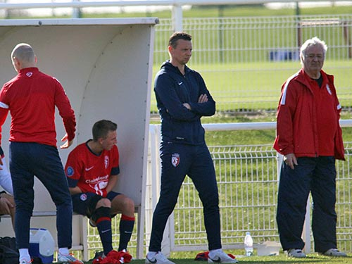 U19 VN gây ấn tượng với HLV U19 Lille - 1