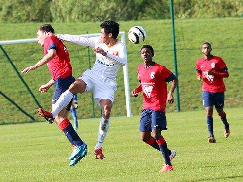 U19 VN gây ấn tượng với HLV U19 Lille - 6