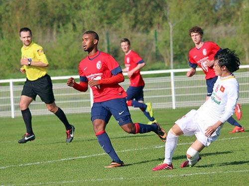 U19 VN gây ấn tượng với HLV U19 Lille - 5