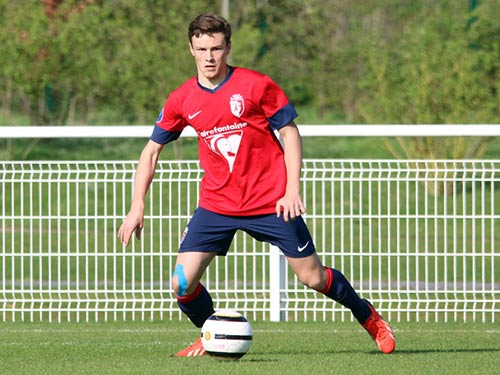 U19 VN gây ấn tượng với HLV U19 Lille - 4