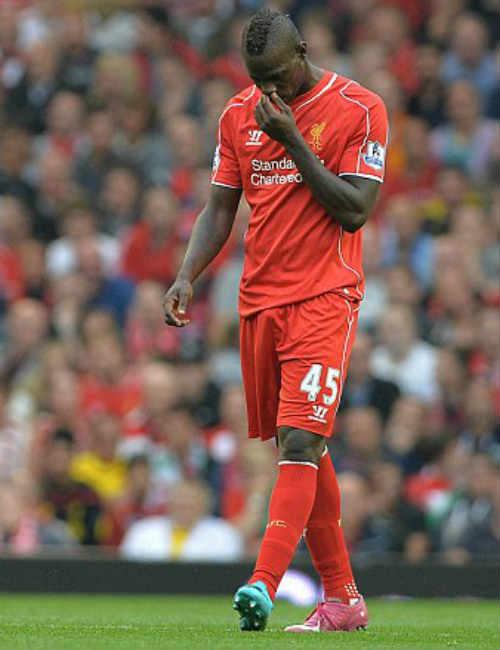 """Liverpool: Lại đặt hy vọng vào """"Super Mario"""" - 2"""