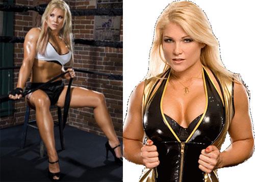 10 nàng WAG nổi bật nhất làng vật WWE - 2