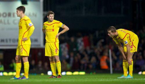 """Một khi Liverpool """"hiện nguyên hình"""" - 1"""