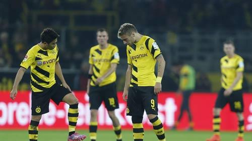 Dortmund – Stuttgart: Thoát cơn ác mộng - 1