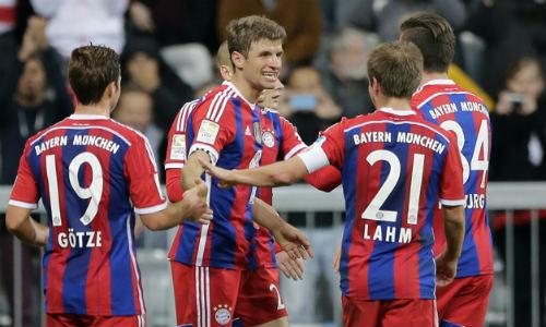 Bayern Munich – Paderborn: Trở lại mặt đất - 1