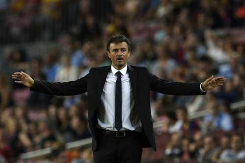 Chiến hạm Barca: Thống soái Enrique & ngòi nổ Messi - 1