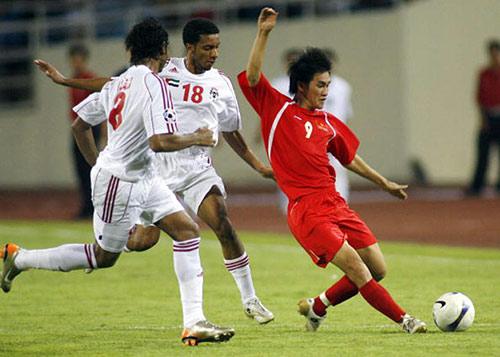 Olympic Việt Nam tính cửa hạ knock-out Olympic UAE - 2