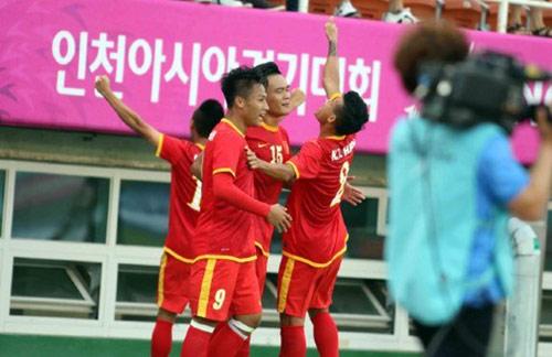 Olympic Việt Nam tính cửa hạ knock-out Olympic UAE - 1