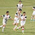 Olympic Việt Nam ban bật trước Olympic Kyrgyzstan - 5