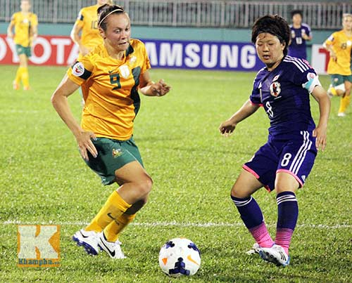 Việt Nam-Nhật Bản: Gắng không thua 0-12 như Myanmar - 1