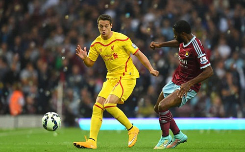 West Ham - Liverpool: Căng như dây đàn - 1