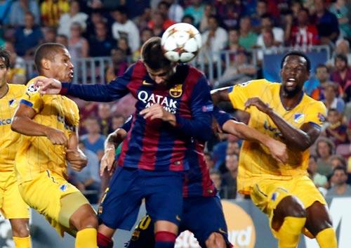 Từ Barca tới Bayern: Sự biến tấu của tiki-taka - 1