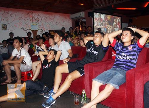 Fan Arsenal tại VN: 9 năm mới có 1 ngày - 1