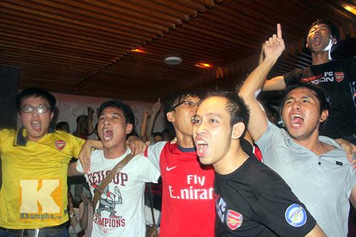 Fan Arsenal tại VN: 9 năm mới có 1 ngày - 5