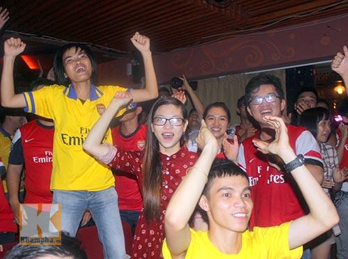 Fan Arsenal tại VN: 9 năm mới có 1 ngày - 6