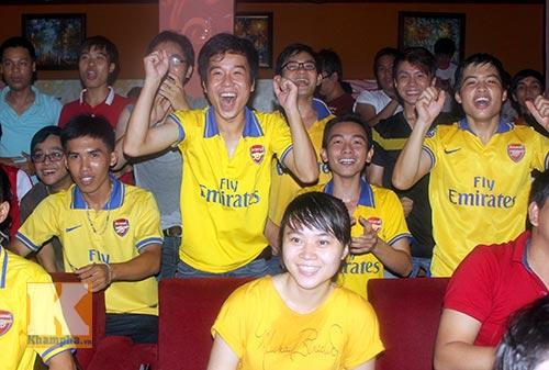 Fan Arsenal tại VN: 9 năm mới có 1 ngày - 7
