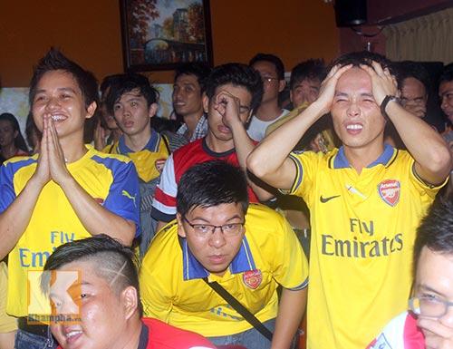 Fan Arsenal tại VN: 9 năm mới có 1 ngày - 9