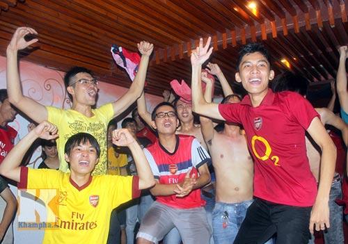 Fan Arsenal tại VN: 9 năm mới có 1 ngày - 11