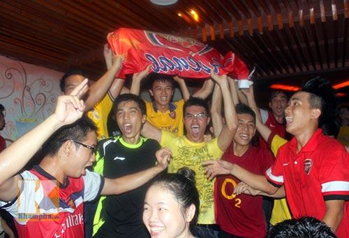 Fan Arsenal tại VN: 9 năm mới có 1 ngày - 2