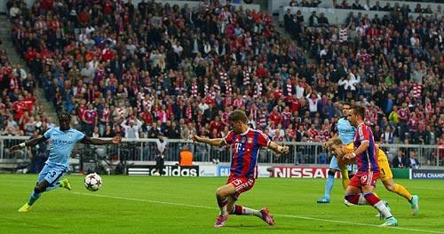 Bayern - Man City: Trái đắng phút 90 - 1