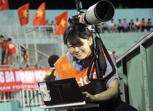 ĐT nữ Việt Nam thua Thái Lan về mọi mặt - 2