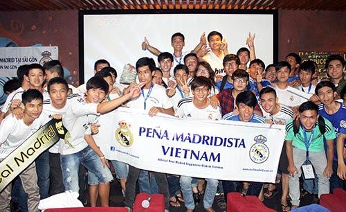 Fan Real tại Việt Nam và giấc mơ 12 năm - 2