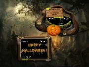 Đón Halloween trên trình nghe nhạc và màn hình chờ