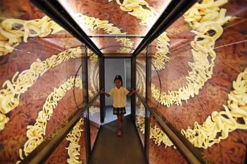 Bảo tàng mì ăn liền độc đáo chỉ có ở Nhật Bản - 8
